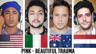 P!nk - Beautiful Trauma (Audio) Cover