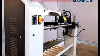 Токарный станок FDB Maschinen MCF 1500 от компании ПКФ «Электромотор» - видео