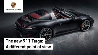 YouTube Video hBdZMDR2Xjc for Product Porsche 911 Targa 4 & Targa 4S (8th gen, 992) by Company Porsche in Industry Cars