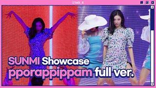 SUNMI - pporappippam (Stage full ver.)