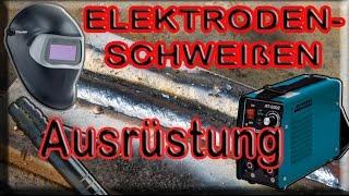 Elektroden Schweißen Ausrüstung / Schweißgerät