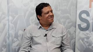 Brasil vive um drama social, afirma Adilson Araújo