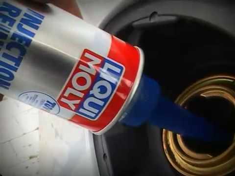 Der Verkauf des Benzins ohne Lizenz