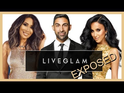 LIVE GLAM ONLINE MAKEUP CERTIFICATION SCAM EXPOSED ...