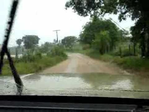 Vistoria em Bodoquena...haja chuva.wmv