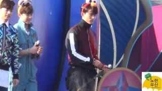 365 20150110 택연 taecyeon ,テギョン, 2PM