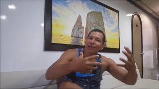 Luis - histoire des Galapagos