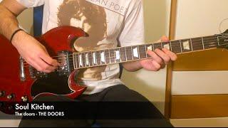 Soul kitchen - Guitar Tutorial