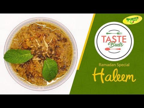 Ramadan Special Haleem Making Video || Taste Buds || YummyOne
