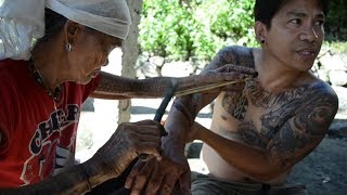 Learning From One Of The Worlds Oldest Tattoo Artists