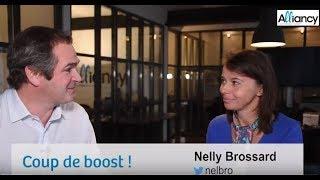 Rencontre avec Nelly Brossard  – L'assurance doit se réinventer – 19 mars 2018