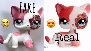 Fake Lps VS Real Lps On eBay