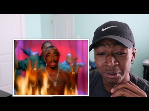 2PAC - HIT 'EM UP (DIRTY) | REACTION