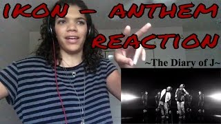 iKON - 이리오너라(ANTHEM) M/V   Reaction! [WAIT WHY IS IT JUST TWO OF THEM!?]