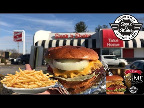 Steak 'n Shake Prime Steakburger & Fries Review