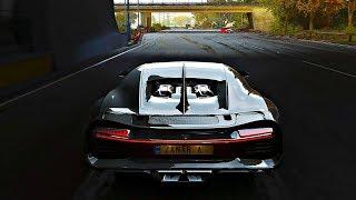 Forza Horizon 4 - Bugatti Chiron Top Speed 434 Km/h