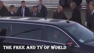 Los Súper guardaespaldas de Putin presidente de Rusia