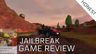 [ROBLOX] Honest Game Review - Jailbreak - By Anix
