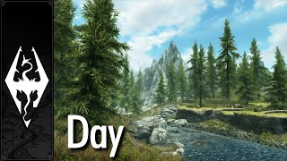 Skyrim - Music & Ambience - Day