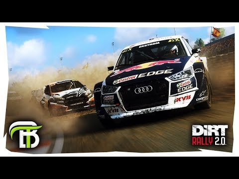 ONLINE RACING IS INSANE | Dirt Rally 2.0 #3