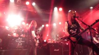 Children Of bodom : Red Light in My Eyes Part 2 (Luxembourg 2017)