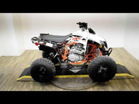 2021 Kayo Jackal 200 in Wauconda, Illinois - Video 1