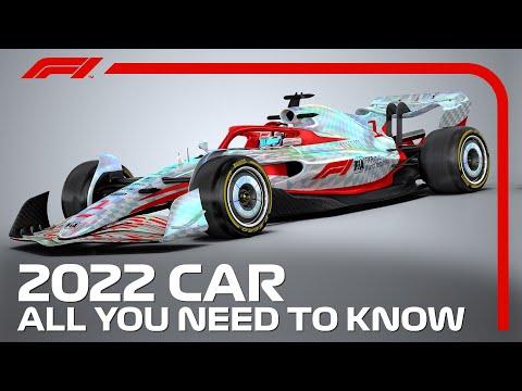 2022年のF1マシンがローンチ。動画で見る2020年モデルのF1マシンがこちら