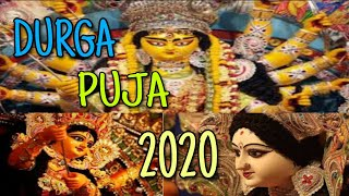 How Durga Puja 2020 will be celebrated? || Durga Puja 2020 celebration guidelines  IMAGES, GIF, ANIMATED GIF, WALLPAPER, STICKER FOR WHATSAPP & FACEBOOK