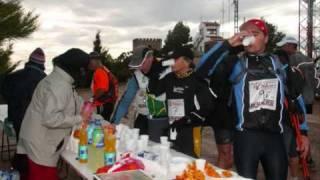 preview picture of video 'Carrera montaña 1ª Subida al Pico del Remedio de Chelva'