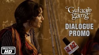 Rajjo on the Future of Women - Dialogue Promo 1- Gulaab Gang
