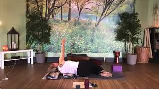 Psoas Release & Yoga Nidra (Dawn)