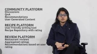 FasterCapital - FoodStalking Video Pitch