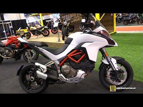 2015 Ducati Multistrada 1200S - Walkaround - 2015 Salon Moto de Montreal