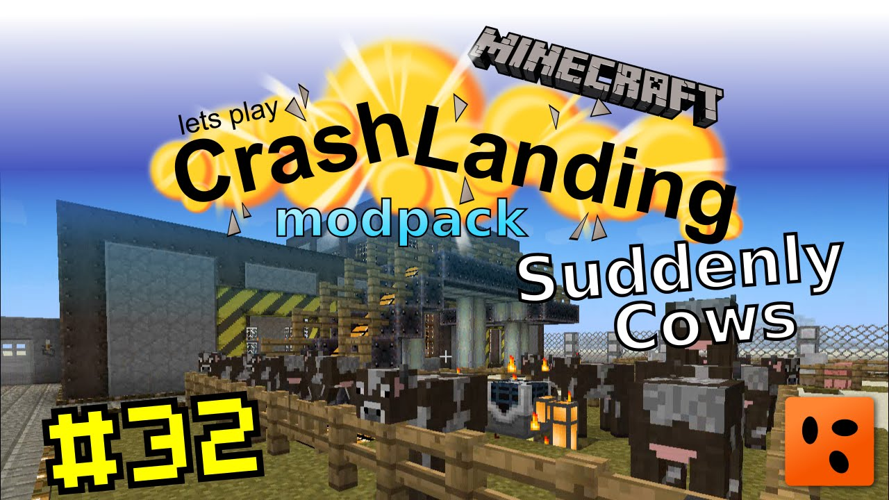 Crash Landing #32 | Suddenly Cows