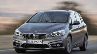[Autocar] BMW 2-series Active Tourer - First BMW MPV and first front-wheel drive car