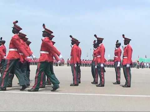 Passing Out Parade For 63 Regular Course Cadets III