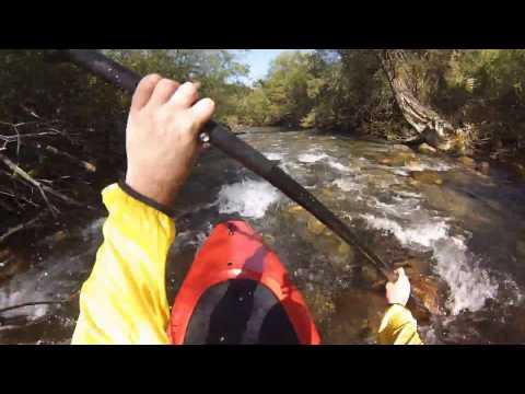 Kayaking: Kuckaja, Perućica, Zlorečica