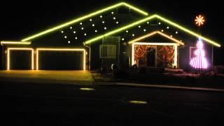 Wish Liszt - Flagstaff Christmas Light Show 2014