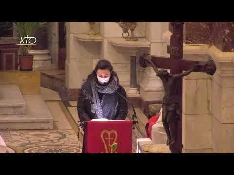 Laudes et Messe du 22 janvier 2021 à Notre-Dame de la Garde