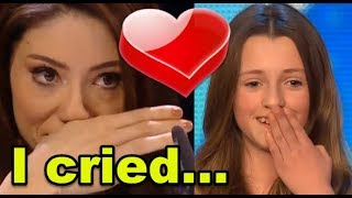 10 *BEST AMAZING Kids Singers EVER* and GOLDEN BUZZER AUDITIONS!