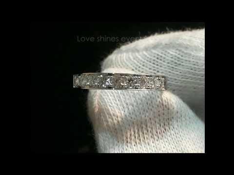 Alianza CyC colección Everyday con 0.51 diamantes en oro blanco de 18k