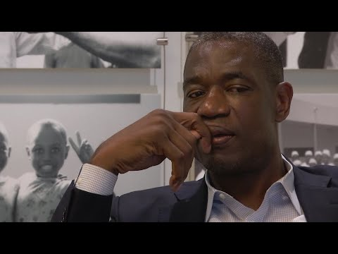 U.S. health officials are turning to retired basketball star Dikembe Mutombo to help battle one of the deadliest Ebola outbreaks in history. (June 24)