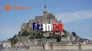 Ep 81 - France (part 2) - Motorcycle Trip Around Europe