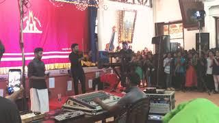 Inkem Inkem Inkem Kavale - Abhijith P S Nair Performing in College