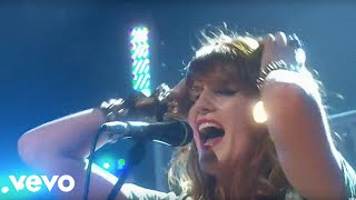 Florence + The Machine - Dog Days Are Over (Live at The BRIT Awards Launch Party, 2009) - Video Youtube