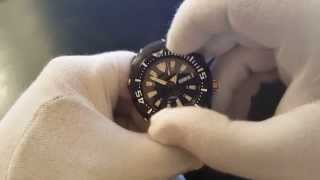 Seiko Prospex SRP641K1 Baby Tuna Automatic Black   Jam Pria SRP641