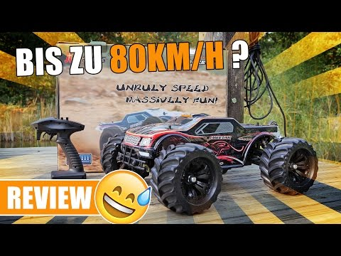 JLB CHEETAH - RC-Car mit bis zu 80 Km/h ? [Review, German]