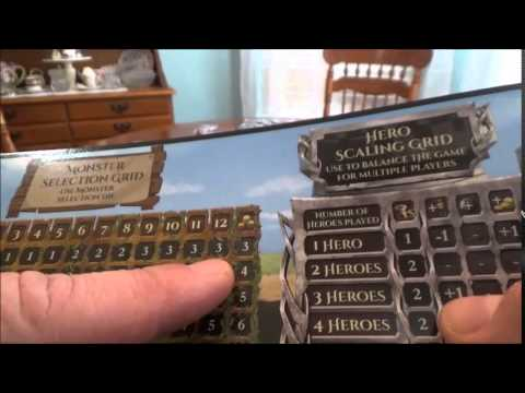 The king's armory - rules rundown - please support this great game!!!