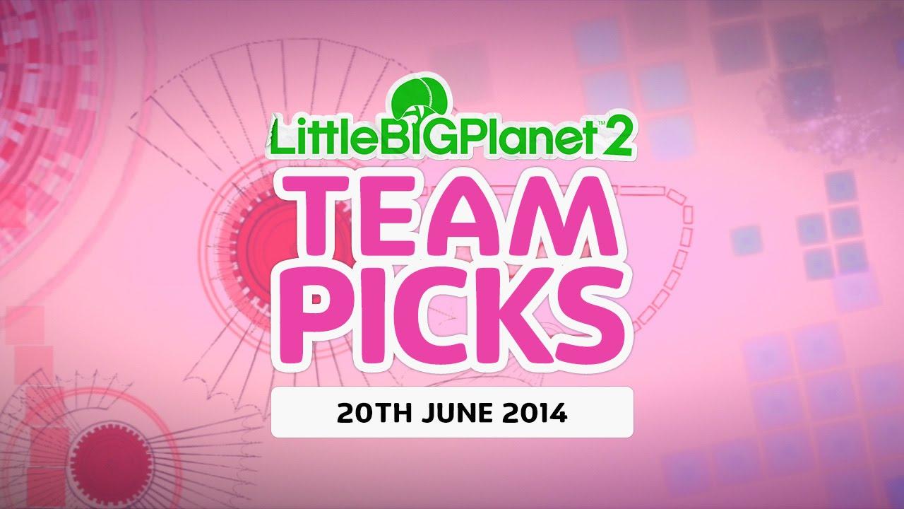 LittleBigPlanet Update: Fan Art, Team Picks and More!