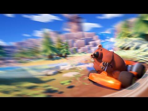 Bears Can't Drift!? | Launch Trailer | PS4 thumbnail